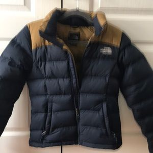Women's North Face insulated coat
